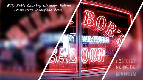 Billy Bob's Country Western Saloon (restaurant Disneyland Paris)