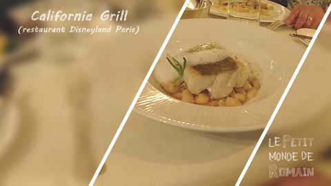 California Grill (restaurant Disneyland Paris)