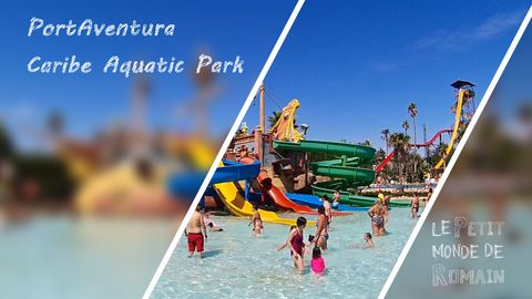 Caribe Aquatic Park (PortAventura World)